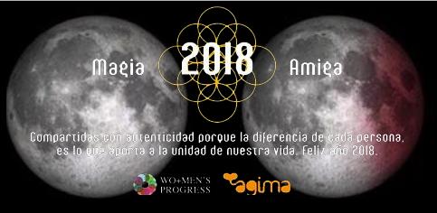 Benvingut, Bienvenido, Welcome 2018